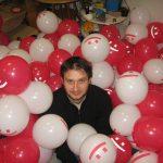 Купить шары в Бресте, Накачка шаров гелием