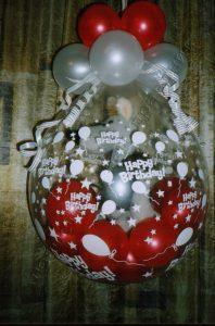 Упаковка подарков в шар +375298248948