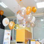 Печать на воздушных шарах +375298248948