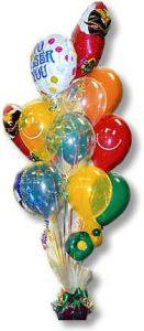 Купить шары в Бресте, Букеты из шаров