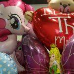 Купить шары в Бресте, шары фигуры из фольги