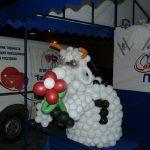Купить шары в Бресте, фигуры из шаров, Оформление мероприятий