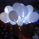 Купить шары в Бресте, шары со светодиодом, светящиеся шары